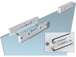 Sliding Kit for Glass Door available from Alma Building Products