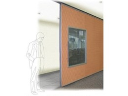 Sliding walls from Hufcor