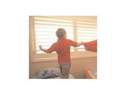 Smart Shutter available from Open Shutters