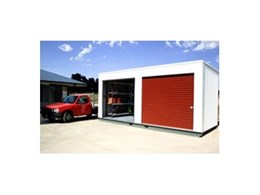 SmartShed relocatable storage buildings available from STOR-CO