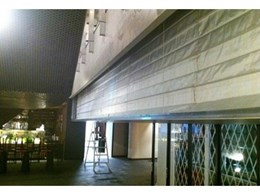 Smoke Control designs, supplies and installs smoke curtains at major Sydney shopping centre