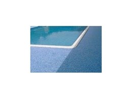 Soft Surface Pool Surround Innovation by Flexitec Synthetic Surfaces