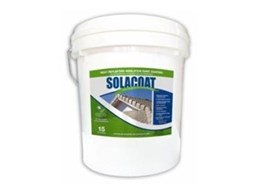 Solasteel and Solacoat coatings from Coolshield International
