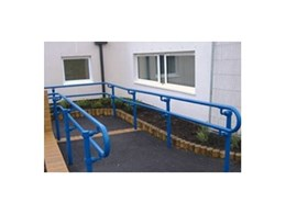 Solid Dynamics offers easy access disability and elderly handrails