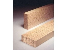 Solid Veneer Lumber from Eco-Core