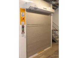Southwell Lifts and Hoists installs goods hoist at Storage King, Dee Why