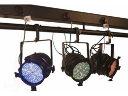 Specialty Theatre launches new light bars for theatre and stage applications
