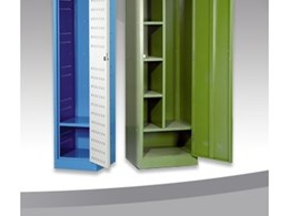 Sports and Military lockers from Excel Lockers