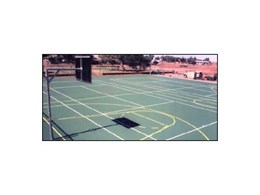Sports surfaces exclusive WA agent for Plexipave acrylic multi purpose coating systems