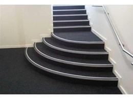 Stair treads from Just Mats