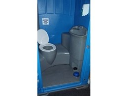 Sterling portable toilets available from Australian Portable Toilet Supplies available for hire
