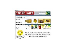 Store-Safe's updated web site delivers more