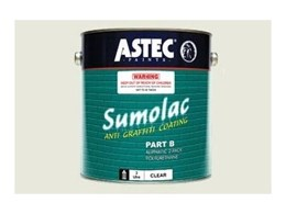 Sumolac anti graffiti coating from Astec Paints makes graffiti removal simple time and again