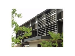 Sunlite Australia highlights the benefits of aluminium shutters