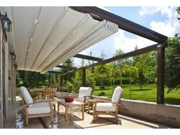 Suntech Smooth Retractable Outdoor Awnings Now Available From GS World