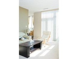 Suntex Vertical Blinds a Stylish and Economical Window Furnishing Solution