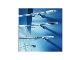 Suntex ships in revolutionary curtain poles