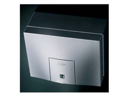 SuperDry Extreme touch free hand dryers available from Zip Heaters