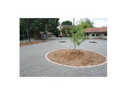 SuperStone paving from MPS Paving Systems Australia used in St Columba's School