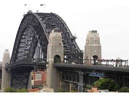 Sydney Harbour Bridge resurfaced using Graco sprayers and hydraulic proportioners