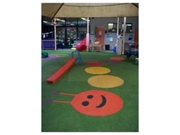 Synthetic Grass & Rubber Surfaces at Warringah Mall Child Care Centre