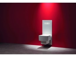 TECE  lux in-wall toilet cistern now available from Just Bathroomware