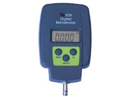 TPI 608 compact digital manometers from Accutherm International