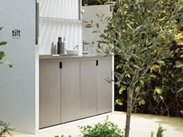 Tait introduces the new Tilt outdoor kitchen