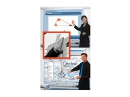 Teamboard Interactive Electronic Whiteboard from Custom Presentation Systems