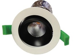 Tec-LED Lighting's low glare high CRI adjustable LED downlights
