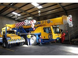 Terex Challenger all terrain crane lifts productivity to new heights