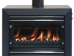 The Eureka Crystal range of freestanding gas heaters is now available from Eureka Heating