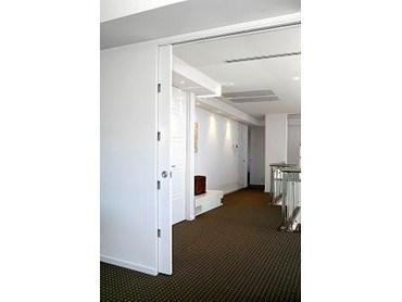 The Euro Cav Flush Finish Internal Cavity Sliding Door