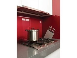 The Laminex  Group make a splash with their new Metaline Splashbacks