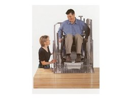 The Mobilift portable wheelchair lift from Aussie Lifts