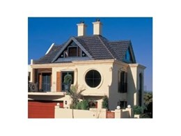 The Vue Collection of clay roof tiles from Bristile Roofing