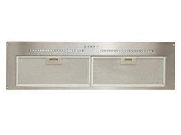 The concealed PUM rangehood available from Smeg Australia
