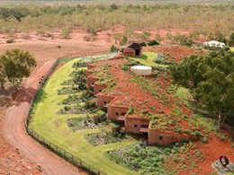 Projex Group's Top 20 favourite green rooftops: The Great Wall of WA, Australia
