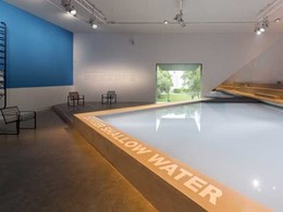 Australia's Pavilion at Biennale Architettura explores Aussie cultural identity through The Pool
