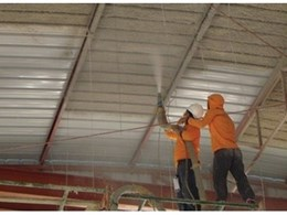 Thermal acoustic sprays from Planet Green Insulation