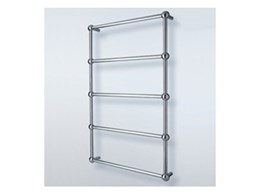 Thermogroup introduces SB79 Thermorail heated towel rails