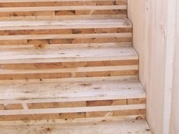 Tilling Timber appointed Australian distributors of KLH cross laminated timber (CLT)