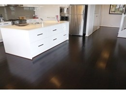 Time for an Espresso - Eco Flooring Systems adds dark chocolate stained option for BT Strand products