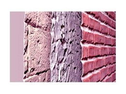 TotalStone series from Allplastics offer stone texture wall panels