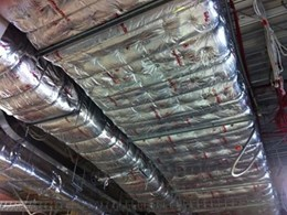 Trafalgar's new FyreWrap receives approvals for all steel ducts