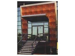 Trespa Meteon - high pressure laminate panel