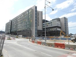 Trim-Tex products the right fit for Gold Coast University Hospital