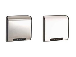 TrimLine hand dryers by RBA & Bobrick