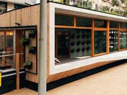 UBIQ proudly contributes to ArchiBlox, the world's first carbon-positive prefab house