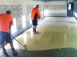 UCRETE DP Slip-Resistant Floor Coatings from BASF - The Chemical Company